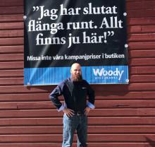 Woody Bygghandel Bro nu med molnväxel