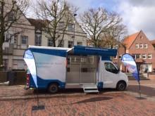 Beratungsmobil der Unabhängigen Patientenberatung kommt am 04. Februar nach Lingen.