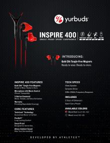 yurbuds 400 by JBL