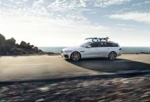 Dynamik och praktisk nytta förenas i en ny Jaguar