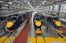 Hitachi's Ashford Depot Two Successful Years On
