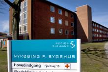 Udbygning af Nykøbing F. Sygehus sikrer fremtiden for Sydsjællands og Lolland-Falsters borgere