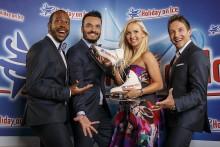 HOLIDAY ON ICE: Gefühlsexplosion bei neuer Show PASSION