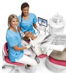 Dental unit integrated Planmeca PlanScan® – the smoothest scanning workflow