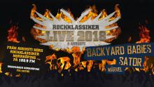 Artistsläpp till Rockklassiker LIVE under Augustifesten 2018