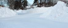 Trafiksäkerhet i ett snörikt Piteå