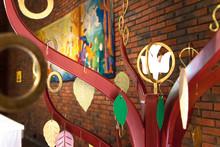 Gideonsbergskyrkan öppnar efter renovering