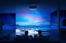 Sony wprowadza trzy nowe projektory do kina domowego dostarczające niezapomnianych wrażeń przy oglądaniu obrazu 4K HDR