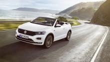 Volkswagen T-Roc Cabriolet öppen för beställning
