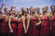 Sverige silvermedaljörer i VM 2018 – guld till Finland