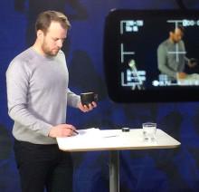 Fredrik spelade in en föreläsning om mental träning med Sport Competence