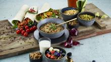 Stor ros til Edgy Veggie To Go kopperne på fødevaremesse i Stockholm