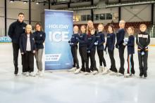 Paarlauf-Olympiasieger trainieren deutschen Eiskunstlaufnachwuchs bei HOLIDAY ON ICE ACADEMY Sommercamp