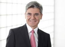 Joe Kaeser blir ny CEO i Siemens AG