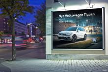"""Nya Volkswagen Tiguan presenterar """"Idéer på väg"""""""