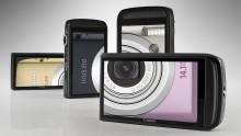 Ta bra bilder genom att peka: Canon presenterar nya IXUS 210