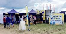 Pantamera på årets festivalturné
