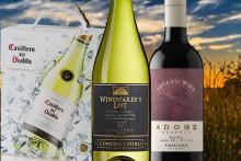 Vin till kräftskivan