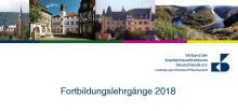 Newsletter KW 7: Die Landesgruppe Rheinland-Pfalz/Saarland lädt ein