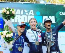 Jesper Svensson vann sensationellt Ironman Brasilien