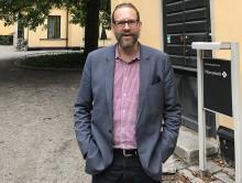 Stefan bygger trafikteam i Stockholm