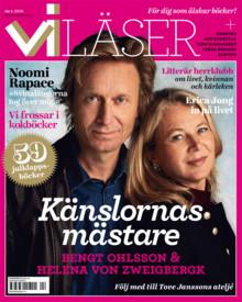 Noomi Rapace om sin romanfigur: »Leena i Svinalängorna tog mig i besittning.«
