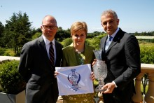 IMG tees up The Solheim Cup