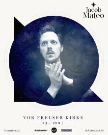 Koncert med Jacob Mateo: The Silence Has No Past.