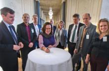 Stockholms stad samlar fastighetsbranschen, med bland andra Riksbyggen, för ökad hållbarhet