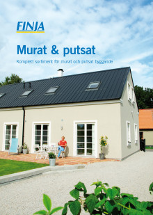 Murat & putsat – ny katalog