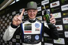 PSRX Volkswagen Sweden dominerade i Belgien – seger för Johan Kristoffersson!