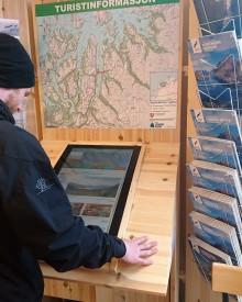 Spennende digital løsning for turister i Kåfjord