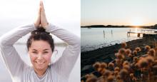 Hitta hälsofördelarna med yoga