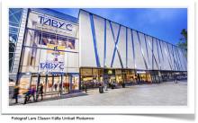Inspira stärker upplevelsen i Mall of Scandinavia, Täby Centrum och Eurostop Arlanda