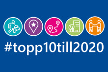 Topp10till2020 för ett företagsklimat i toppklass
