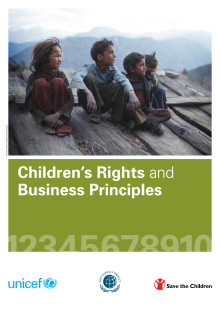 Childrens Rights and Business Principles