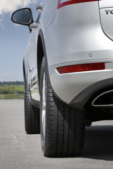 Nyt dæk reducerer firehjulstrækkeres forbrug
