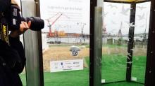 En världsunik oas på Masthuggskajen är nu invigd