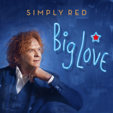 Simply Red slipper singelen Shine On og albumet Big Love