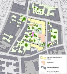 Möjlighet till ny förskola och fler bostäder i centrala Lund