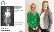 Barndiabetesfonden lanserar ny annons- och insamlingskampanj