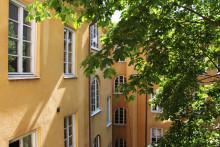 Små lägenheter går snabbast att sälja