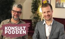 Konsultpodden - äntligen en podd för konsultbranschen