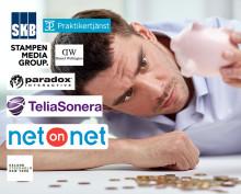 Allabolag.se presenterar Månadens mest sökta bolag: Företagskonkurser och rekonstruktioner intresserar den breda massan.