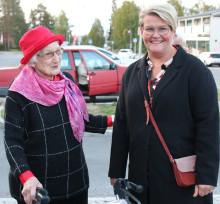 Sparbanken Nord - Framtidsbanken stöttar projektet Tornedalskvinnan