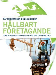 Swedfunds hållbarhets- och årsredovisning 2012