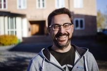 Engelskläraren Oscar Amrén på Torsta använder nya vägar till kunskap.