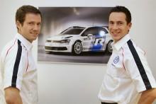 Sébastien Ogier förste fabriksförare för Volkswagen
