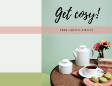 Get cosy: the best Feel-Good-Pieces for your home from Rosenthal