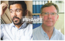 What does PR mean to a music label executive and to an industrial B2B communicator? #WeArePR